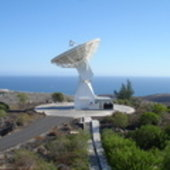 ESTRACK 15m station at Maspalomas, Spain
