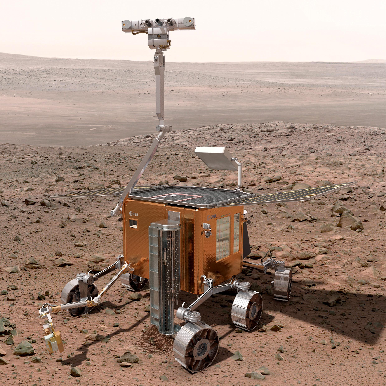 mars rover drill - photo #18