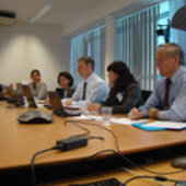 Mars500 interview panel