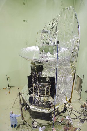 Herschel acoustic tests
