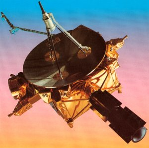 The Ulysses spacecraft