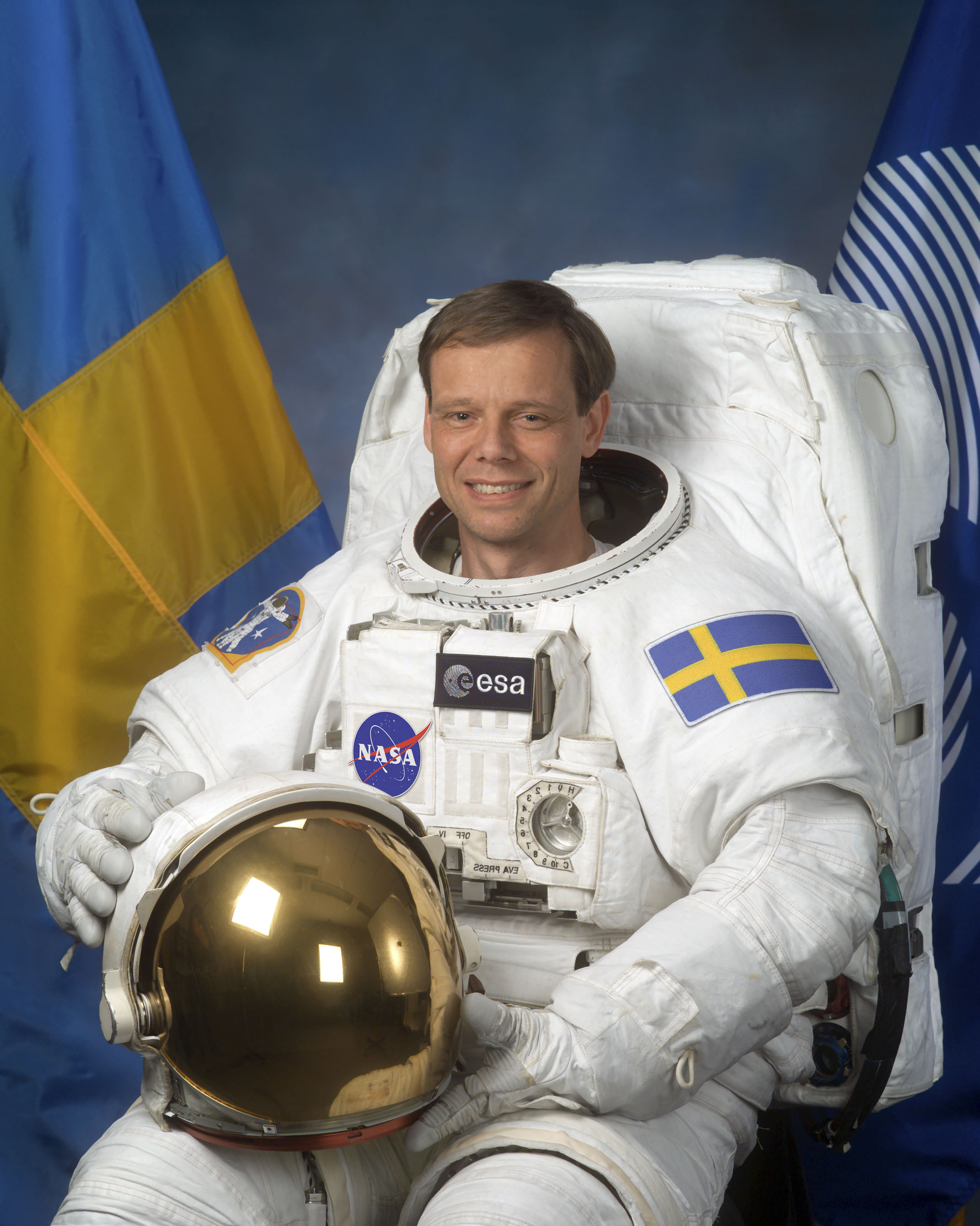 first esa astronaut in space -#main