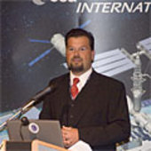 Frank Salzgeber, Head of ESA's Technology Transfer and Promotion
