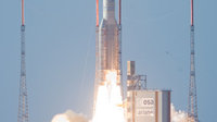 Ariane 5 launches from Europe's Spaceport