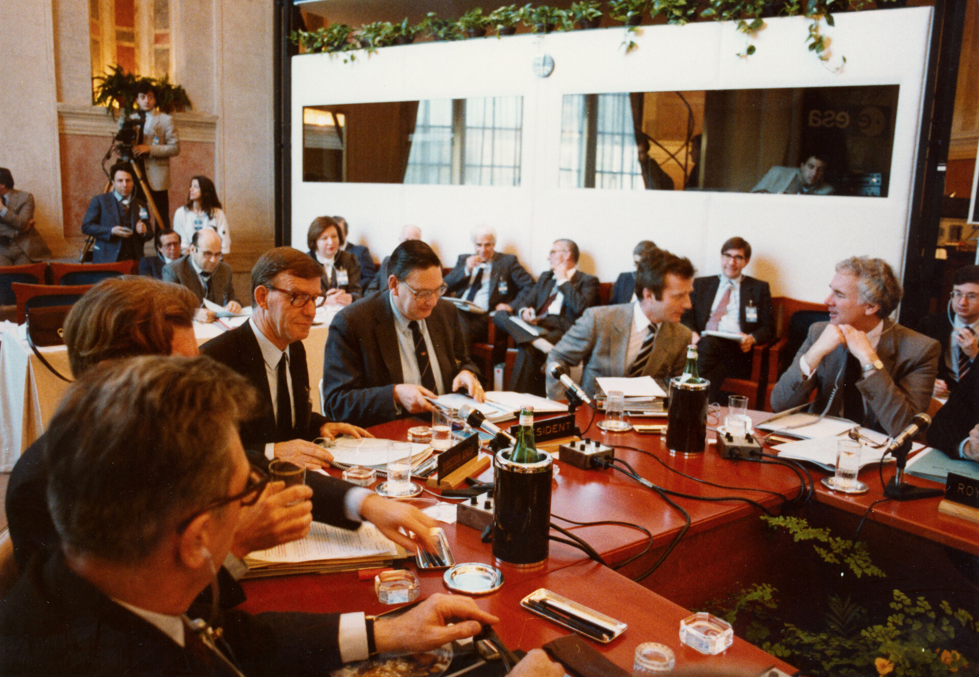 Ministerial Council, Rome, 1985