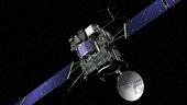Rosettas Wissenschaftsphase geht weiter