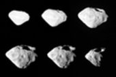 Asteroid Steins: A diamond in space