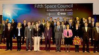 The fifth Space Council