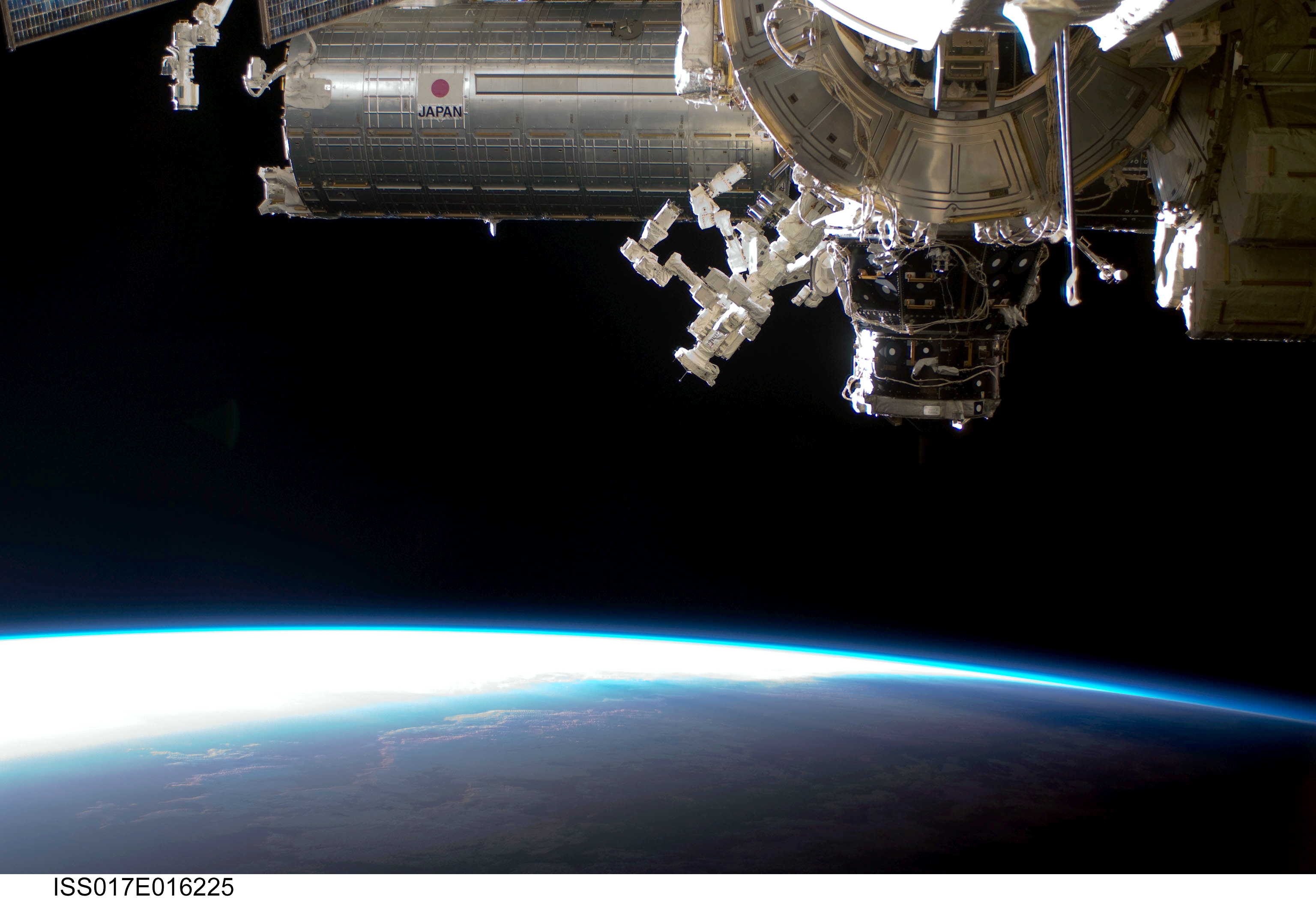 international space station space view - photo #6