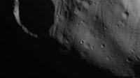 Details of Phobos's surface