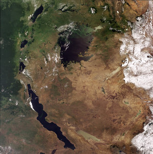 Lakes of Africa