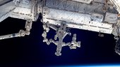 Dextre during the STS-124 mission