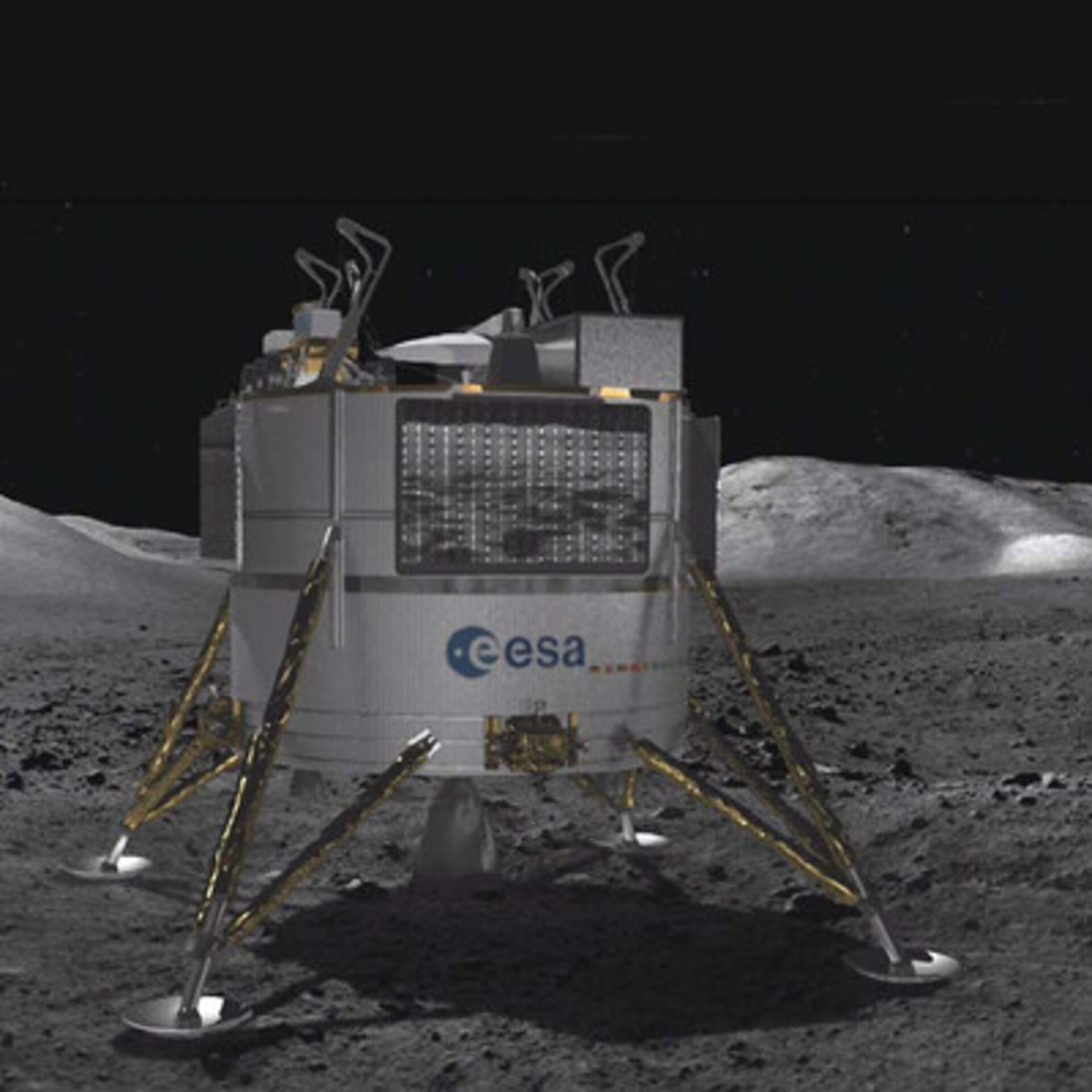 An autonomous lunar lander capable of cargo and logistics delivery would significantly extend surface exploration opportunities