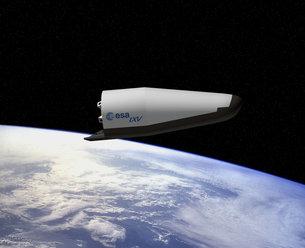 ESA's IXV mini rumfærge