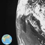 Earth, from Chandrayaan-1