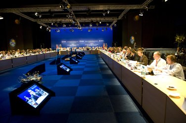 ESA Council at Delegate Level, The Hague, 24 November 2008