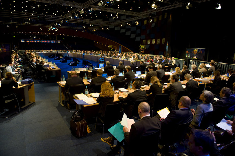 ESA Council at Ministerial Level, The Hague, November 2008