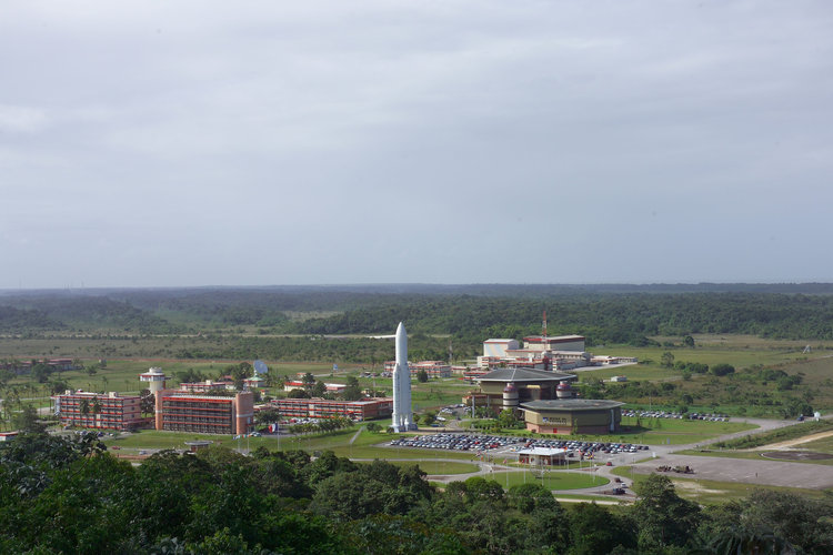 Europe's Spaceport, the Guiana Space Centre, Kourou