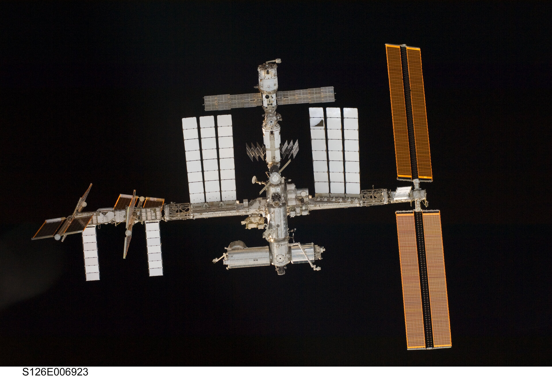 ISS is an ultimate science facility