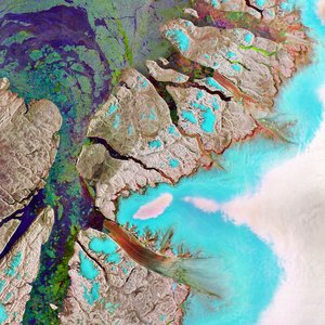 Ellesmere Island and northwestern Greenland