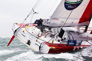Vendee Globe race