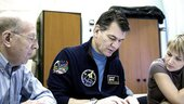 HSF, Astronauts at Star City Slideshow, training, Paolo Nespoli