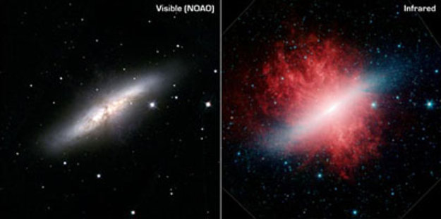 More About The Infrared Herschel Space Science Our