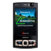GreenDrive on mobile phone