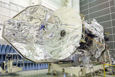 Herschel spacecraft