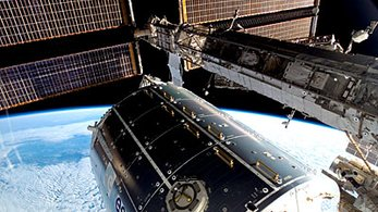 space in images 2009 02 le laboratoire spatial colombus amarr la station spatiale. Black Bedroom Furniture Sets. Home Design Ideas