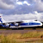 Planck arrives at Rouchambeau airport, French Guiana, on 19 Febr