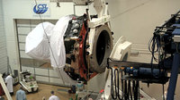 Planck prepared for shipment to Kourou