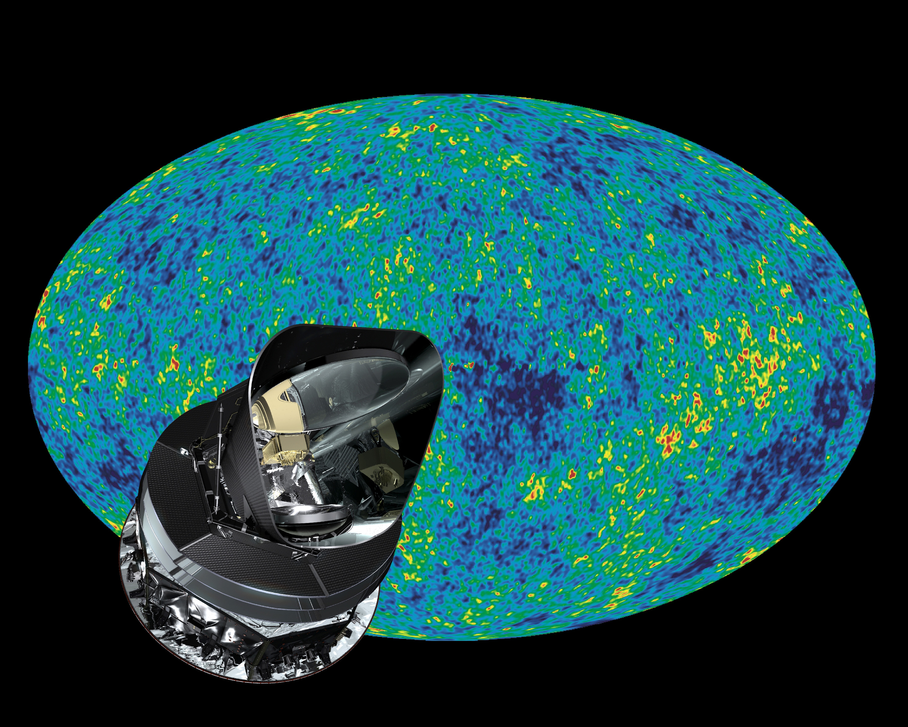 Space in Images - 2009 - 02 - Planck will chart the