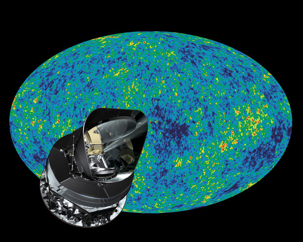 Planck will chart the sharpest map of the CMB in its range of wavelengths