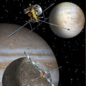 The ESA/NASA mission to the Jupiter system