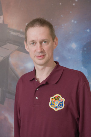 ESA astronaut Frank De Winne, Expedition 20 flight engineer and Expedition 21 commander