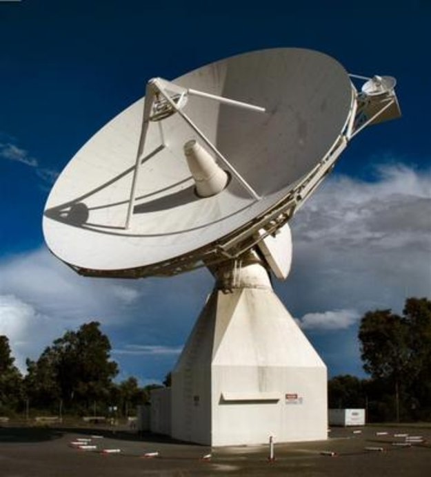 Esa Tracking Station Establishes Contact With Russia S