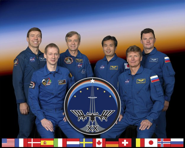 Expedition 20 crewmembers