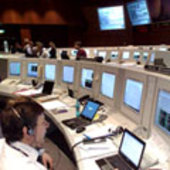 View in ESOC's Main Control Room