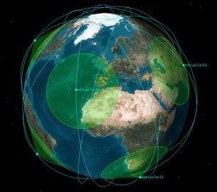 ESA satellite receiver brings worldwide sea traffic tracking