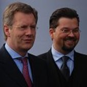 Christian Wulff and Frank M. Salzgeber