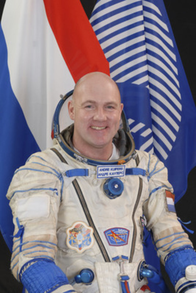 andr233 kuipers astronauts human spaceflight our