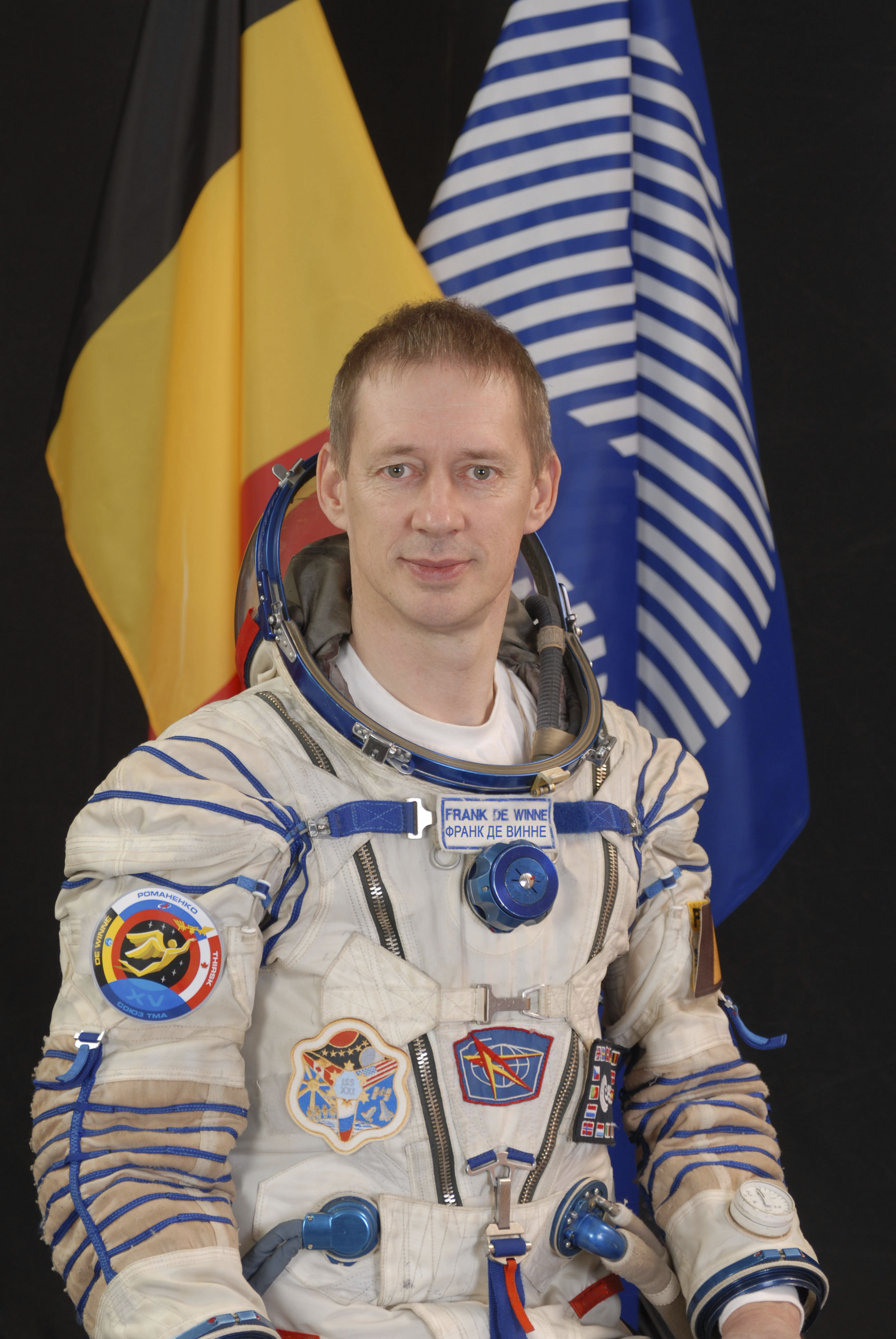 first esa astronaut in space - photo #2