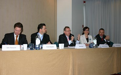 Speakers at ESA's Investment Forum 2009