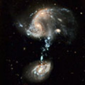 Hubble 19th anniversary photo