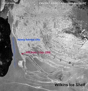 Prince Gustav Ice Shelf