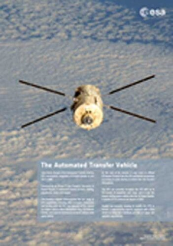 Poster - The Automated Transfer Vehicle