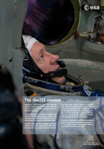 Poster - The OasISS mission