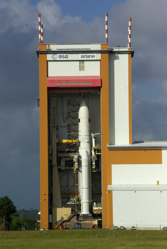 Ariane 5 ready for roll-out