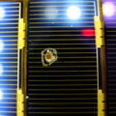 ESA-built solar cells retrieved from the Hubble Space Telescope